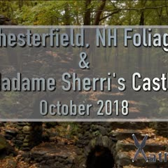 Chesterfild Foliage & Madame Sherri's Castle - Oct 2018 - 4K