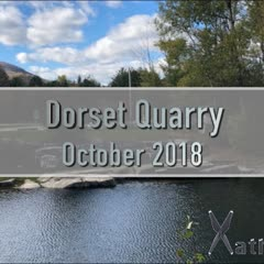 Dorset Quarry - Oct 2018